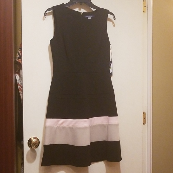 Tommy Hilfiger Dresses & Skirts - Tommy Hilfiger Fit and Flair Dress NWT 4